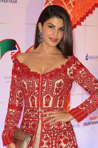 Jacqueline Fernandez at a Bollywood Inspired Charity Gala in Mumbai.