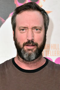 Tom Green at the