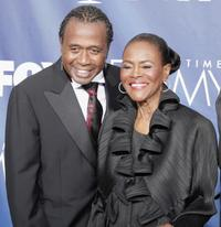 Ben Vereen and Cicely Tyson at the 59th Annual Primetime Emmy Awards.