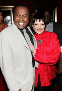 Ben Vereen and Liza Minnelli at the New York premiere of
