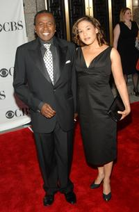 Ben Vereen and Cabarra at the 61st Annual Tony Awards.
