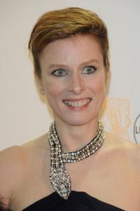 Karin Viard at the Cesar Film Awards 2009.