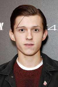 Tom Holland at the Call of Duty Black Ops III launch at One Mayfair.