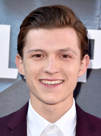 Tom Holland at the California premiere of