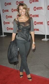 Lisa Vidal at the premiere of