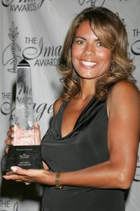 Lisa Vidal at the 21st Annual Imagen Awards.
