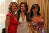 Lisa Vidal, Tanya and Christina at the 9th Annual Multicultural Prism Awards.