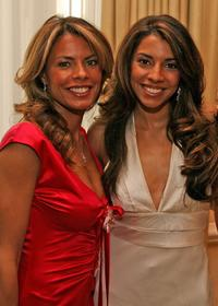 Lisa Vidal and Tanya at the 10th Annual PRISM Awards.
