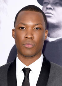 Corey Antonio Hawkins at the California premiere of