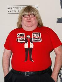 Bruce Vilanch at the LGBT: Above and Below the Line in Prime discussion.