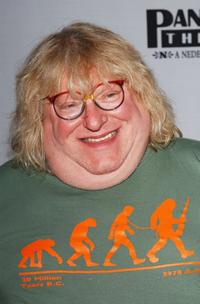 Bruce Vilanch at the celebrity gala opening of the national tour of