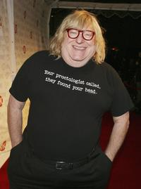 Bruce Vilanch at the premiere of