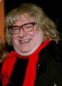 Bruce Vilanch at the opening of