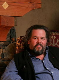 Mark Boone, Jr. at the 2005 Sundance Film Festival.
