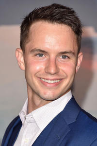 Will Brittain at the premiere of