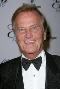 Pat Boone at the Society of Singers' 16th ELLA Award.