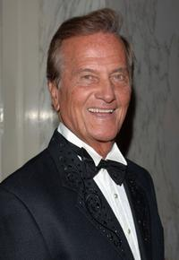 Pat Boone at the UCLA Visionary Awards.
