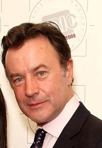 Christopher Villiers at the Television And Radio Industries Club Ceremony 2008.