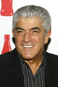 Frank Vincent at the Coca-Cola Campaign Launch of Coke Side Of Life.