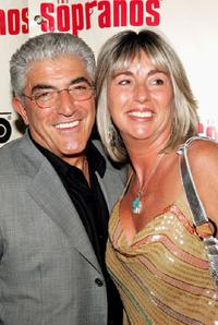Frank Vincent at the
