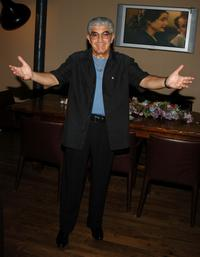 Frank Vincent at the private screening of
