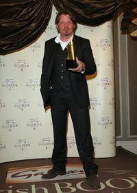 Charley Boorman at the Galaxy British Book Awards.