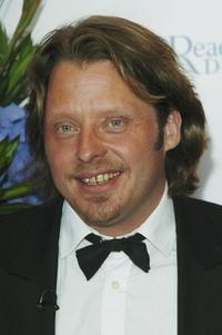 Charley Boorman at the annual British Book Awards (known as the Nibbies).