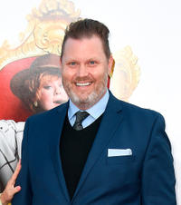 Steve Mallory at the California premiere of