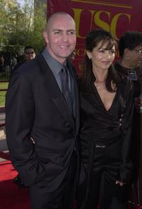Arnold Vosloo at the premiere of