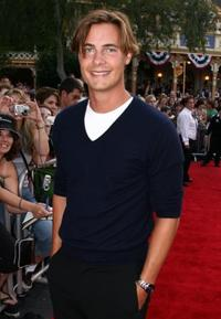 Erik Von Detten at the world premiere of