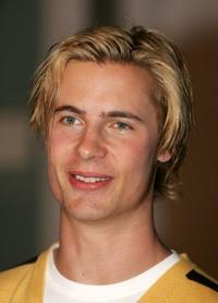 Erik Von Detten at the ABC's Winter Press Tour Party.