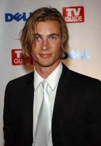 Erik Von Detten at the TV Guide's Second Annual Emmy After Party.