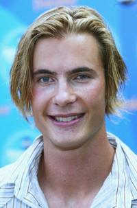 Erik Von Detten at the ABC Prmetime Preview Weekend 2004.