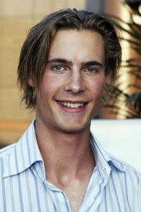 Erik Von Detten at the premiere of
