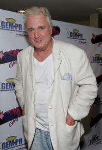 Clement Von Franckenstein at the GEM luxury gift lounge in celebration of the BET Awards.