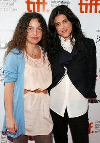 Tatiana Von Furstenberg and Francesca Gregorini at the screening of