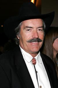Powers Boothe at the Golden Boot Awards.