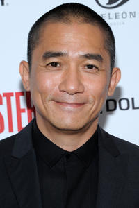 Tony Leung at the N.Y.C. screening of