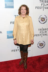 Rebecca Wackler at the premiere of