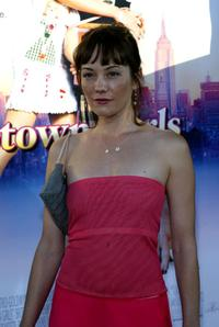 Natasha Gregson Wagner at the premiere of the