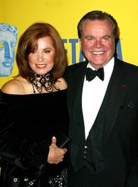 Robert Wagner and Stefanie Powers at the 12th Annual BAFTA/LA Britannia Awards.