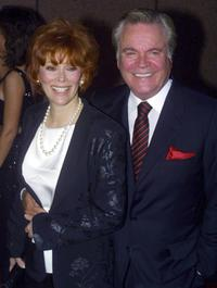 Robert Wagner and Jill St. John at the Michael Jackson concert.