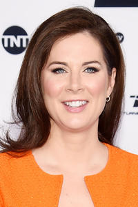 Erin Burnett at Turner Upfront 2017 in New York City.