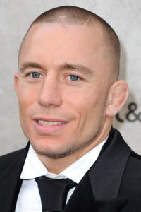 Georges St-Pierre at Spike TV's 4th Annual 'Guys Choice Awards' in Sony Studios in Los Angeles, CA.