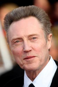 Christopher Walken at the 14th annual Screen Actors Guild awards.