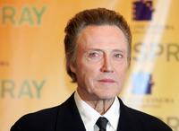 Christopher Walken at the Paris Las Vegas photocall of