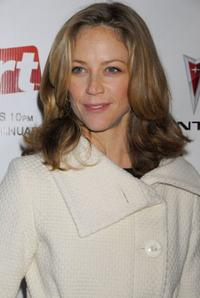 Ally Walker at the premiere screening of