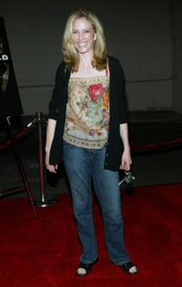 Ally Walker at the third season premiere screening of