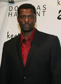 Eamonn Walker at the Keep a Child Alive Kick Off Black Ball during the Olympus Fashion Week.