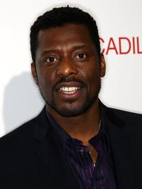 Eamonn Walker at the premiere of